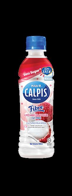 CALPIS Fibre Lychee
