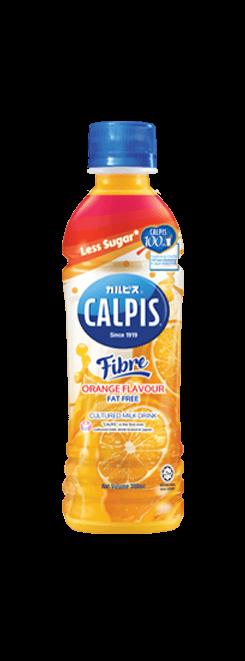 CALPIS Fibre Orange