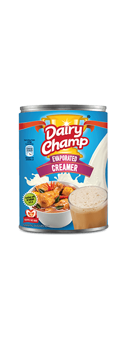 Dairy Champ Evaporated Creamer