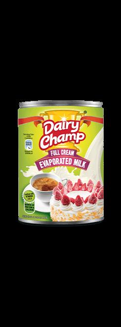 Dairy Champ Full Cream Evaporated Milk