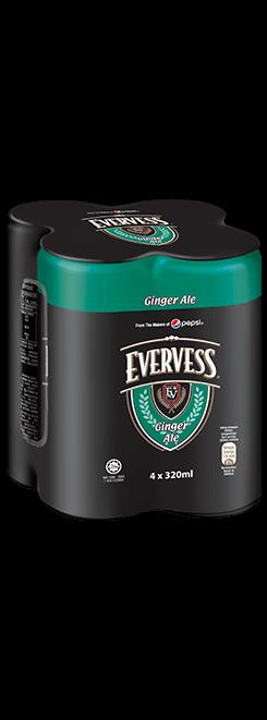 Evervess Ginger Ale