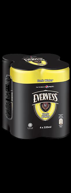 Evervess Tonic Water
