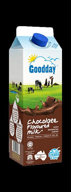 Goodday Pasteurised Chocolate Flavoured Milk