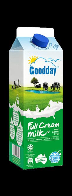 Goodday Pasteurised Full Cream Milk