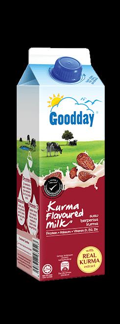 Goodday Pasteurised Kurma Milk