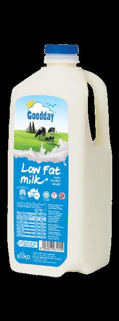 Goodday Pasteurised Low Fat Milk