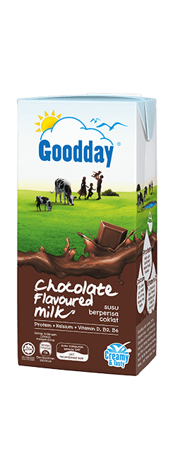 Goodday UHT Chocolate Flavoured Milk