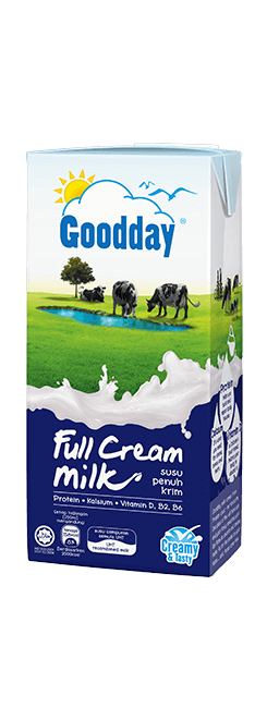 Goodday UHT Full Cream Milk