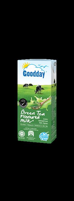 Goodday UHT Green Tea Flavoured Milk