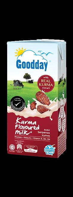 Goodday UHT Kurma Flavoured Milk