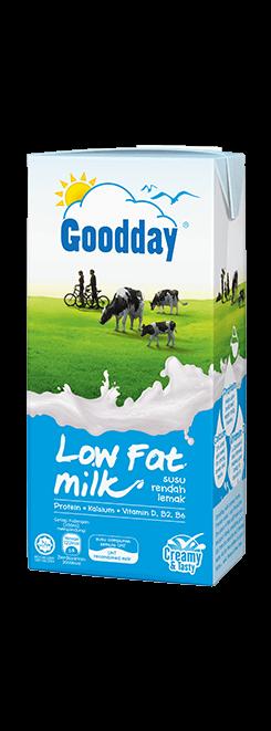 Goodday UHT Low Fat Milk