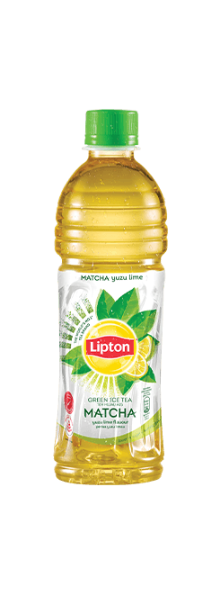 Lipton Matcha Yuzu Lime