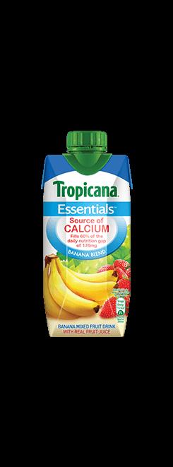 Tropicana Essentials Banana Blend