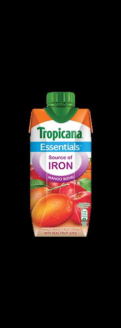 Tropicana Essentials Mango Blend