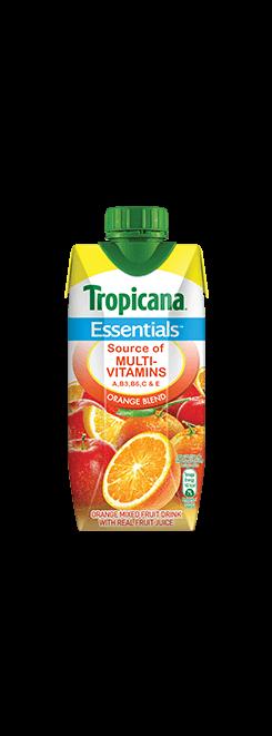 Tropicana Essentials Orange Blend