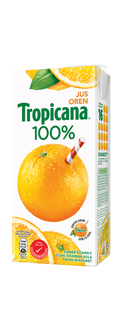 Tropicana 100% Orange Juice