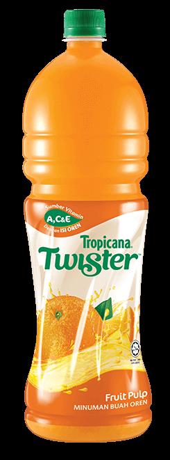 Tropicana Twister Fruit Pulp
