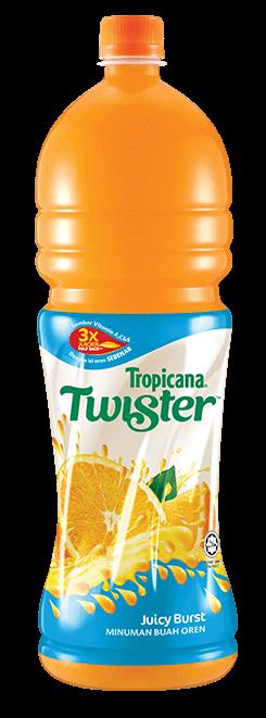 Tropicana Twister Juicy Burst