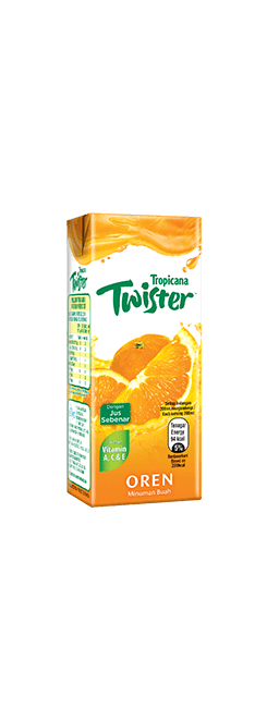 Tropicana Twister Orange