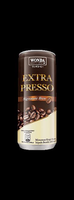 Wonda Extra Presso