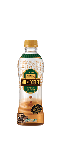 Wonda Milk Coffee