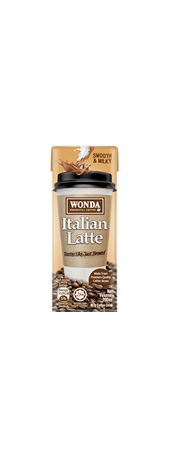 Wonda Italian Latte