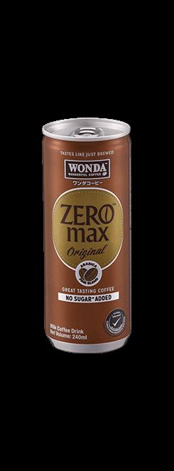 Wonda Zero Max Original